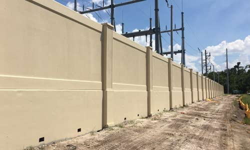 concrete retaining wall forms