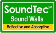 SoundTec sound barrier walls