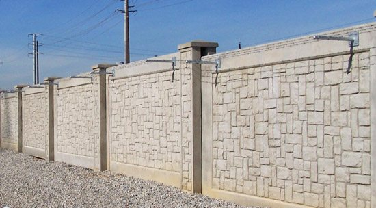 Security walls fencing systems aftec llc